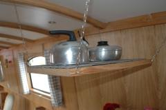 Hanging-rack
