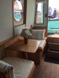 Forward Cabin Single Dinette